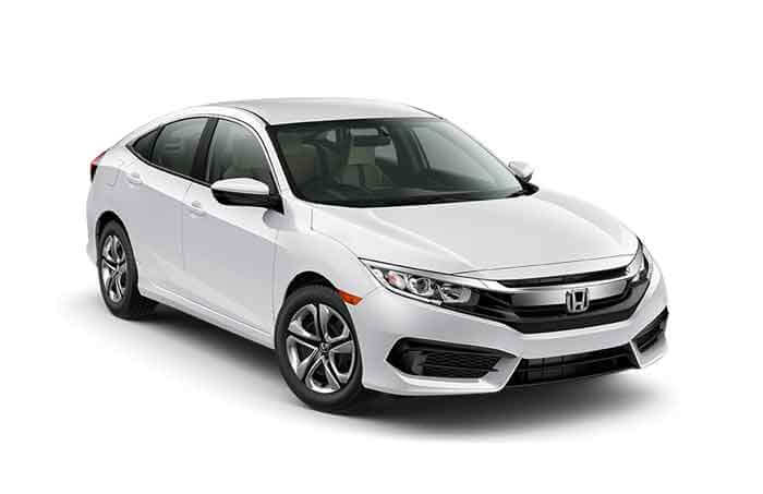 Honda Car Lease >> 2019 Honda Civic Lease Monthly Leasing Deals Specials
